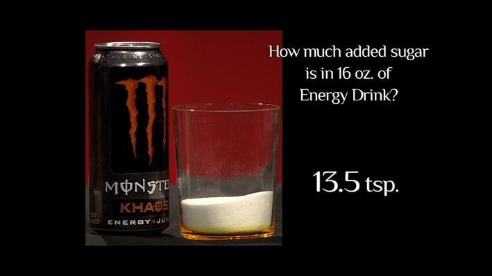 Sugary Drink Smarts