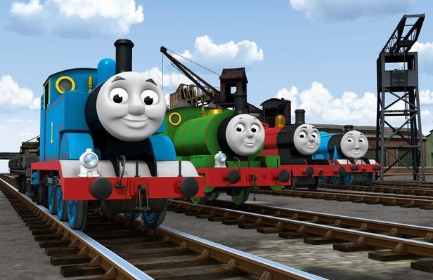 THOMAS & FRIENDS: Useful Engine Wheel Activity