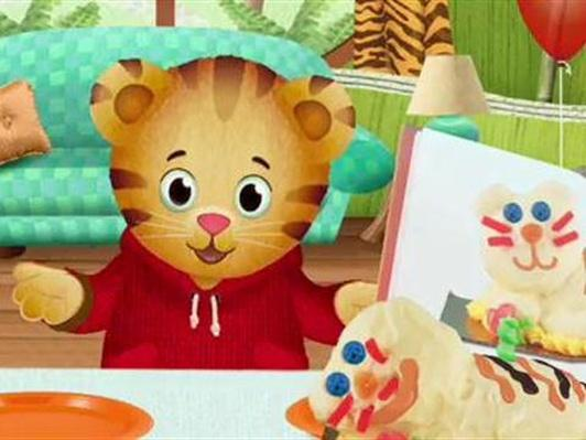 Turn it Around and Find Something Good Song (Birthday) | Daniel Tiger's Neighborhood