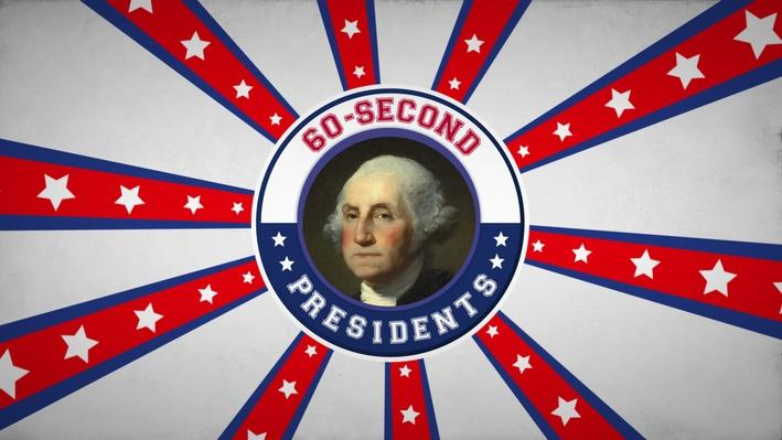 George Washington | 60-Second Presidents