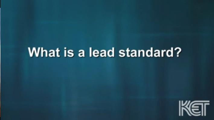 Identifying Lead Standards
