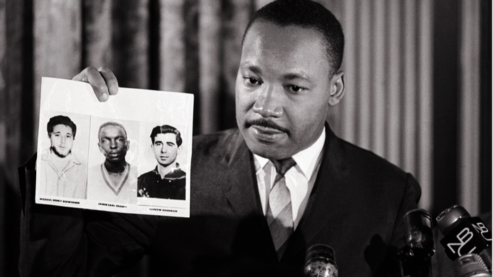 Freedom Summer: Civil Rights Workers Disappear