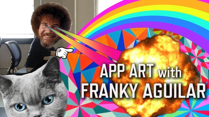 App Art with Franky Aguilar