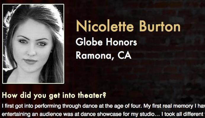 Starring: Nicolette Burton
