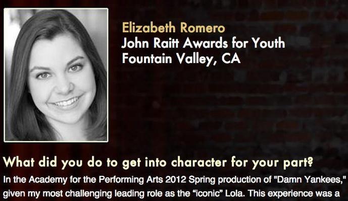 Starring: Elizabeth Romero