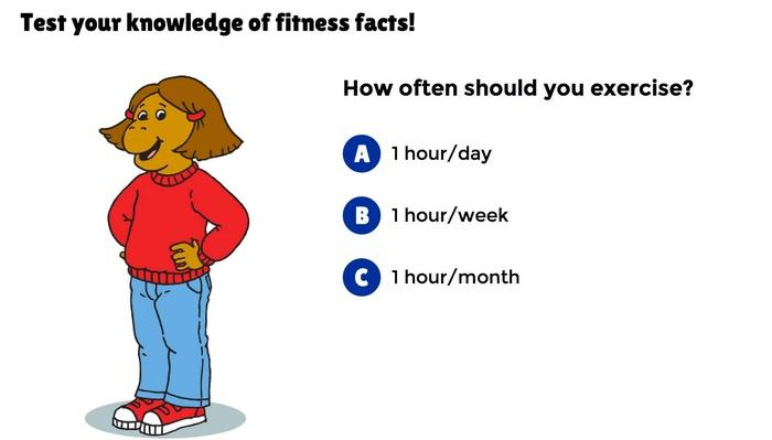 Fitness Quiz | Health And