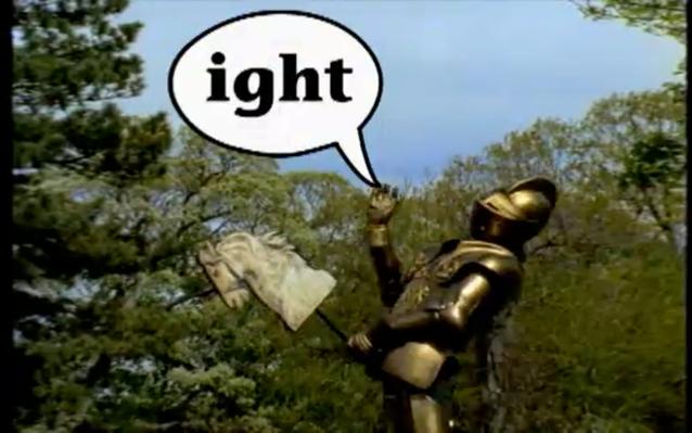 Between the Lions - Gawain's Word: Night