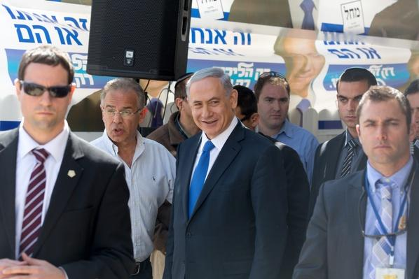 Netanyahu Declares He Will Not Support a Palestinian State