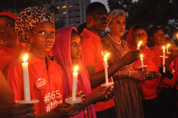 #BringBackOurGirls Marks One Year of Missing Students