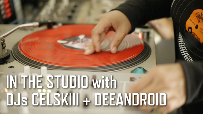 The Art of the Skratch: DJs Celskiii + Deeandroid