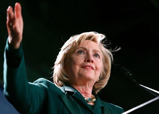 Hillary Clinton Announces Run for President