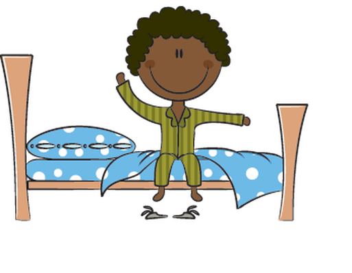 Child Waking Up In The Morning Clipart Clipart boy waking up inClipart Boy Waking Up In The Morning