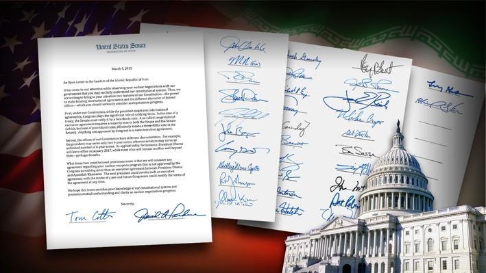 Senate Republicans Send Controversial Letter to Iran