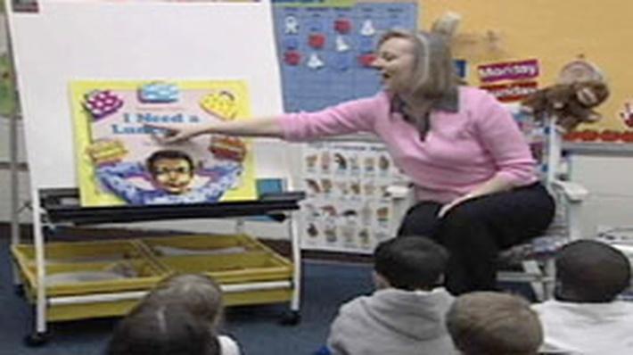 """I Wonder"" Reading Comprehension Strategy"