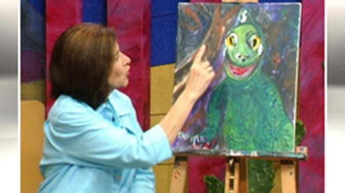 ¡Arte y Más! | Paint my portrait (Pinta mi retrato)