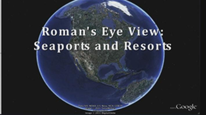 A Roman's-Eye View: Italian Seaports and Resorts