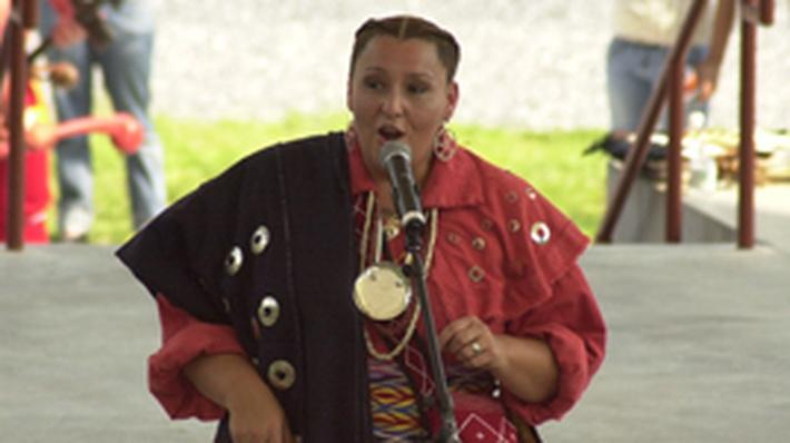 Native American Culture: Cherokee Singer