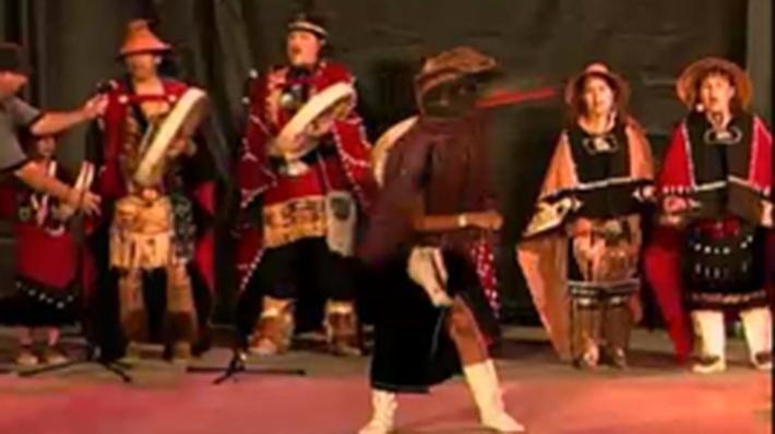 Native American Culture: Git-Hoan Raven Dance