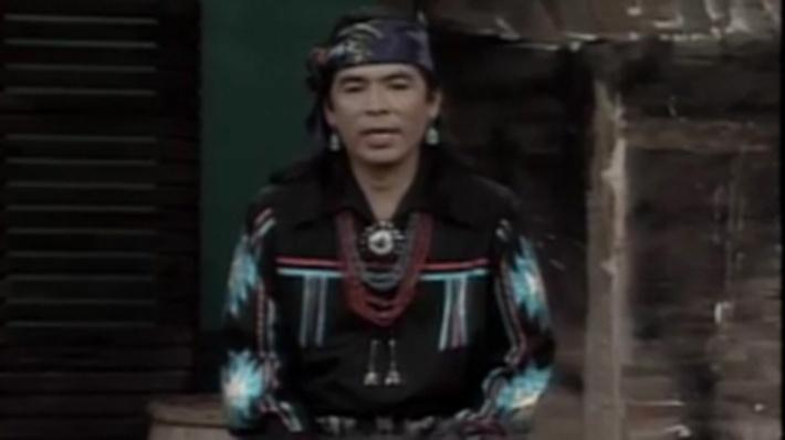 Native American Culture: Zuni Harvest Dance