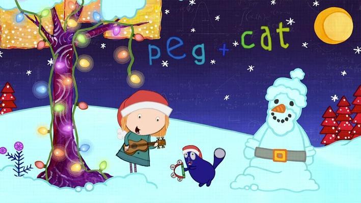 Jingle Peg, Jingle Cat | Peg + Cat