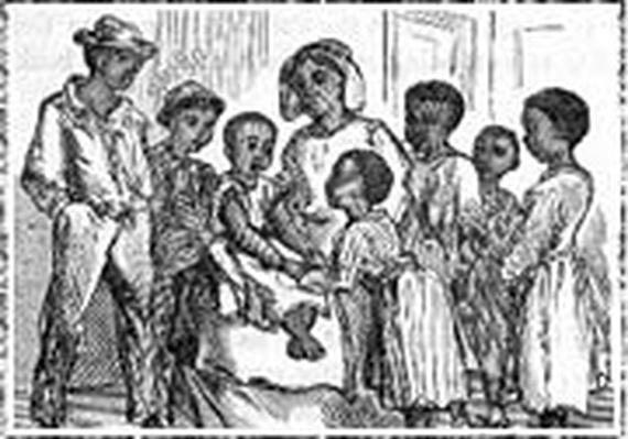 a study of slaves and slavery in america Historical context: facts about the slave trade and slavery with many plantations holding 150 slaves or more in the american south, in contrast.