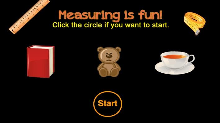 Everyday Math: Measuring Is Fun!