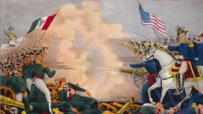 the history of the manifest destiny and the mexican american war Although advocates of manifest destiny in the  marked a new chapter in us  history.