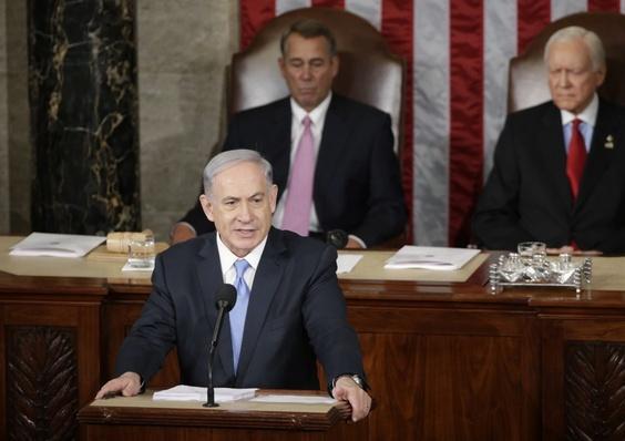 Israeli Prime Minister's Speech to U.S. Congress Deepens Political Divides