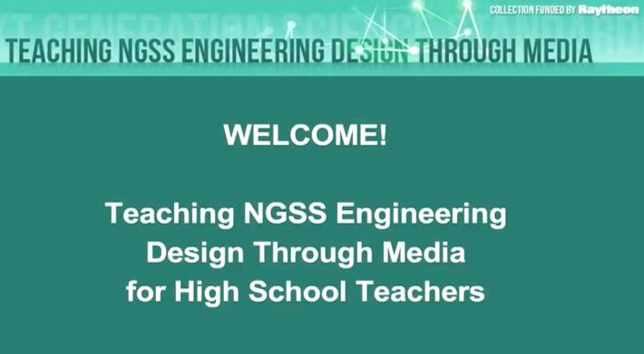 How to Teach NGSS Engineering Design to Grades 9-12