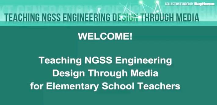 How to Teach NGSS Engineering Design to Grades K-5