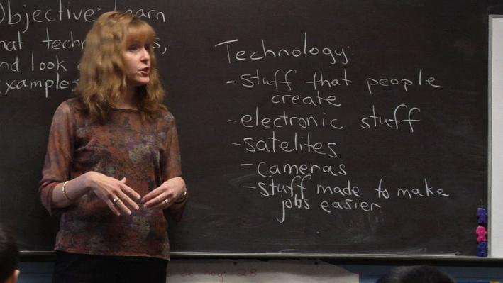 Introducing Engineering: What is Technology? | Engineering is Elementary