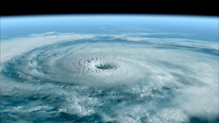 Water Vapor Fuels Hurricanes