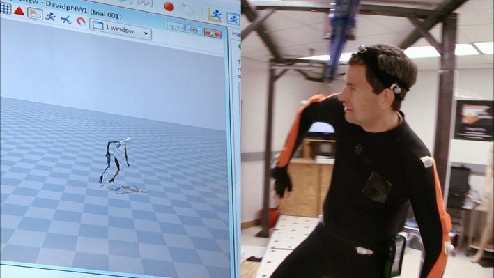 Walking, Soccer-Playing Robots