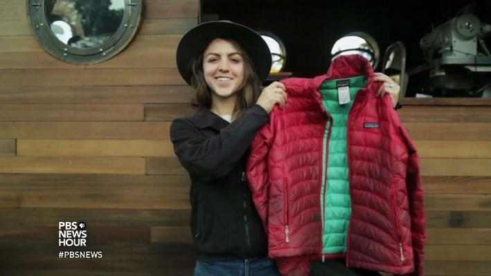 Clothing Company Tells Customers to Buy Less