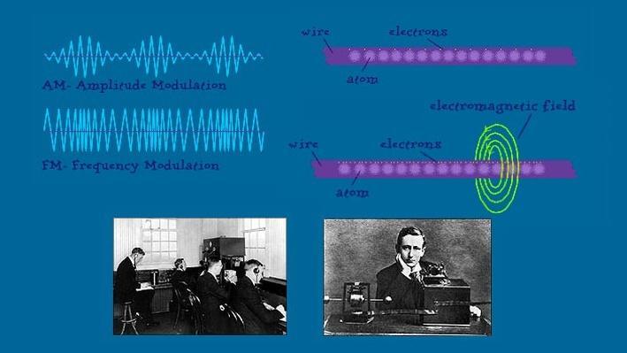 Essay radio waves
