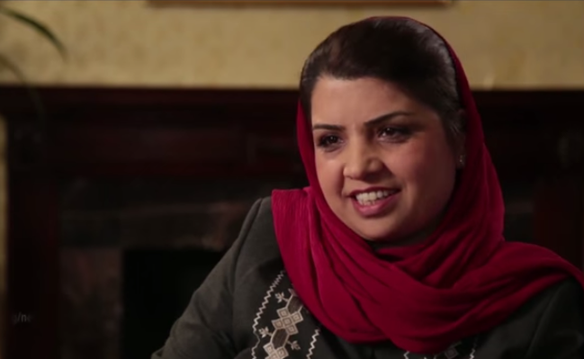 How an Afghan Dressmaker Became a Policy-maker