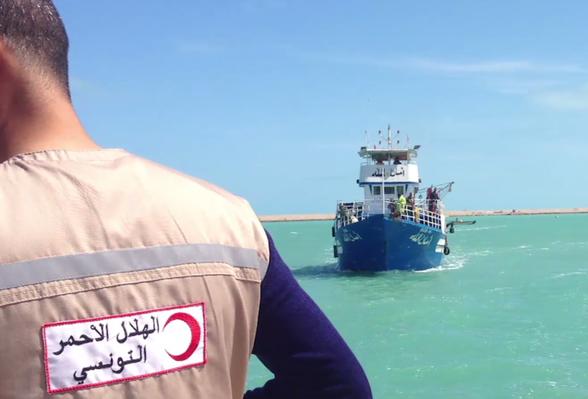 Mediterranean Fishermen Unlikely Heroes for War Refugees