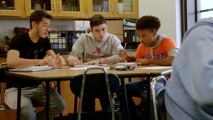 Urban-Suburban School Desegregation Program Seen as Model | PBS NewsHour