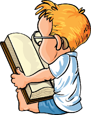 ... Reading A Big Book | Clipart | The Arts | Image | PBS LearningMedia