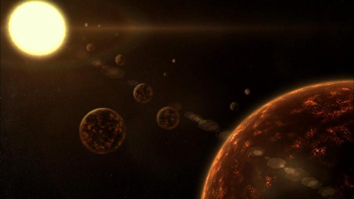 NOVA: Finding Life Beyond Earth | How the Inner Solar System Formed