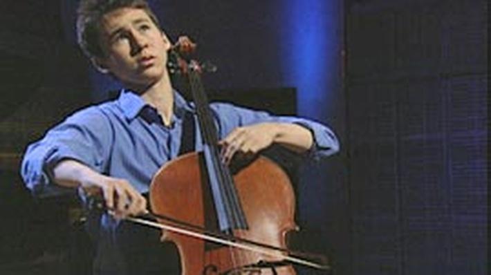 One String, Many Sounds: Jonah Ellsworth