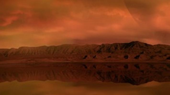 Life on Titan?