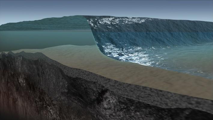 Birth Of A Tsunami Science Video Pbs Learningmedia