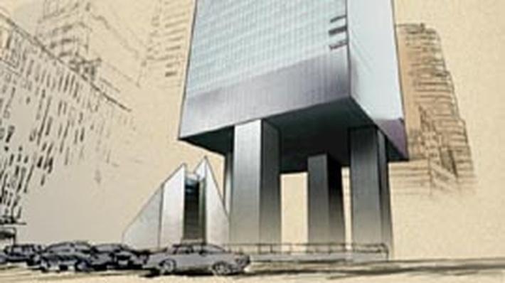 Designing the Citigroup Skyscraper