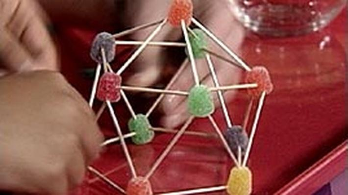 Triangles: Testing the Strength of a Gumdrop Dome