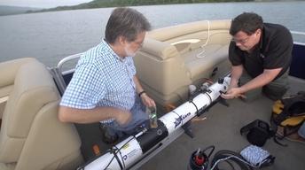 MANTA - Autonomous Underwater System