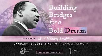 Martin Luther King Day Breakfast – Minnesota 2018