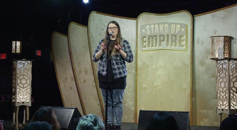 Stand Up Empire: Kat Ramzinski & Pat Dean