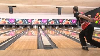 William Paterson prepares to bowl over the competition