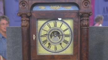 S21 Ep20: Appraisal: C. & N. Jerome Shelf Clock, ca. 1835